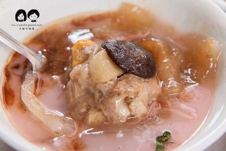 鳳山肉圓進-筍子、香菇
