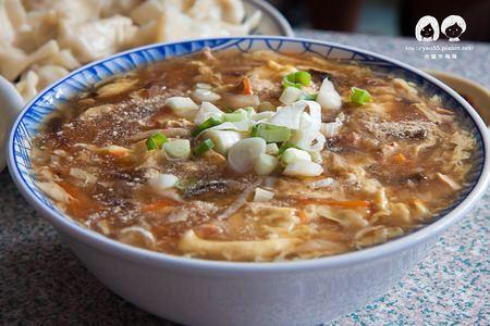 左營無名酸辣湯、水餃、乾麵(永吉楊桃汁旁巷子內