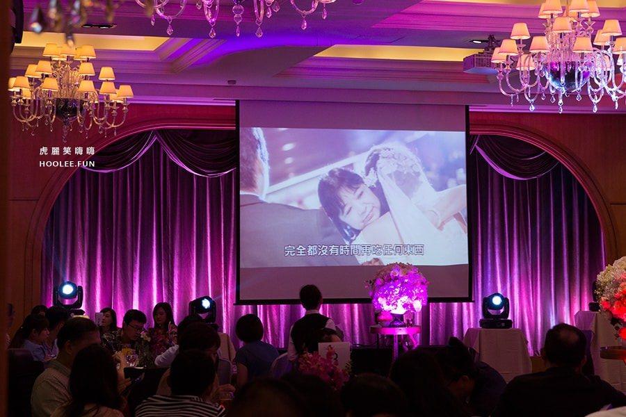 麗尊酒店婚禮體驗日 高雄 婚紗走秀