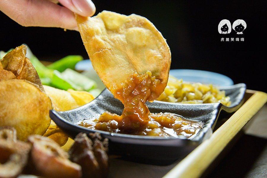 炸去啃 瑞豐 鹽酥雞 炸物專賣店 莎莎薯片NTD45