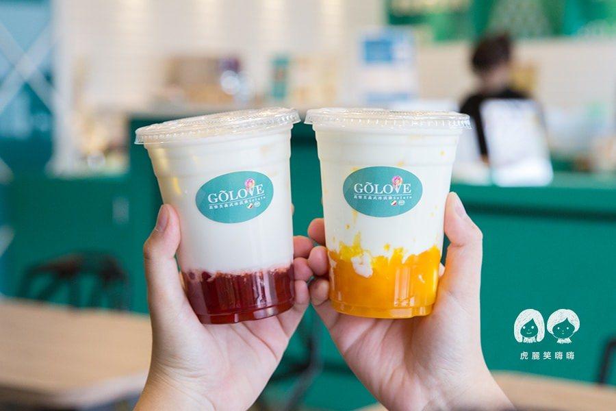 Gelato 義式冰淇淋 果蜜寶石凍飲 草莓芭蕾NTD90 蜜入新鮮草莓汁