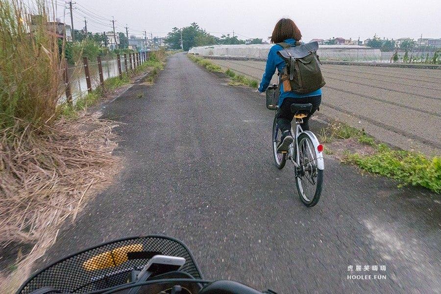 美濃 旅遊 景點 獅子頭水圳 自行車路線 腳踏車路線