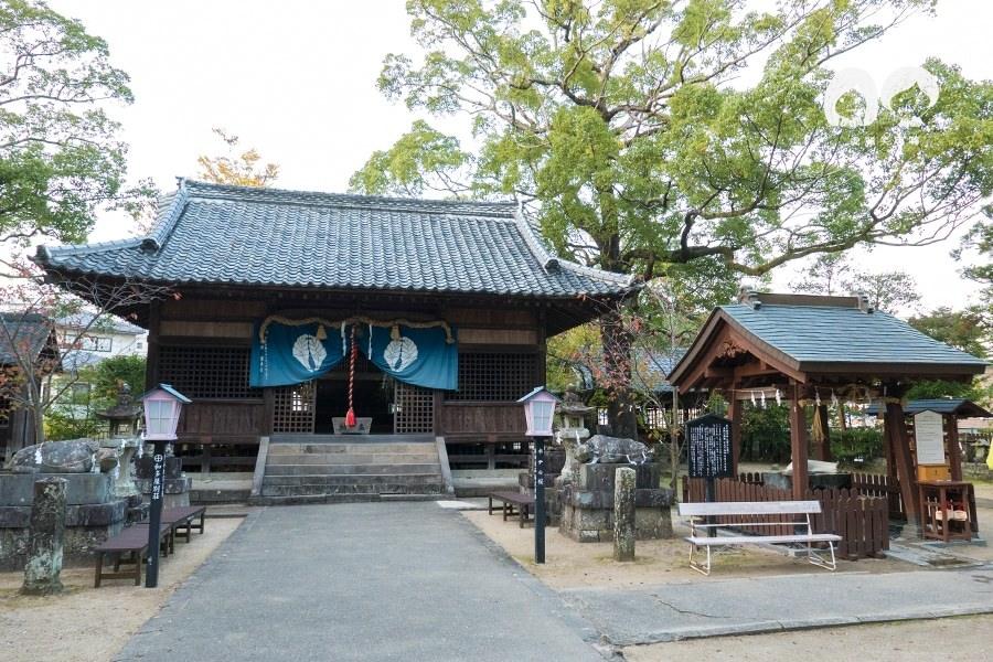 九州 景點 旅遊 嬉野溫泉 豊玉姫神社
