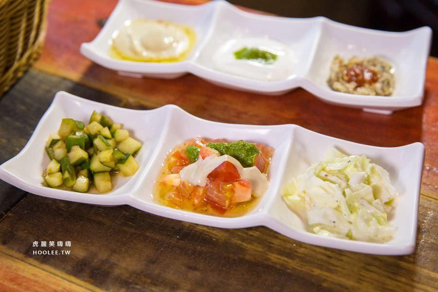 imma 依瑪 以色列菜 SHAKSHUKA