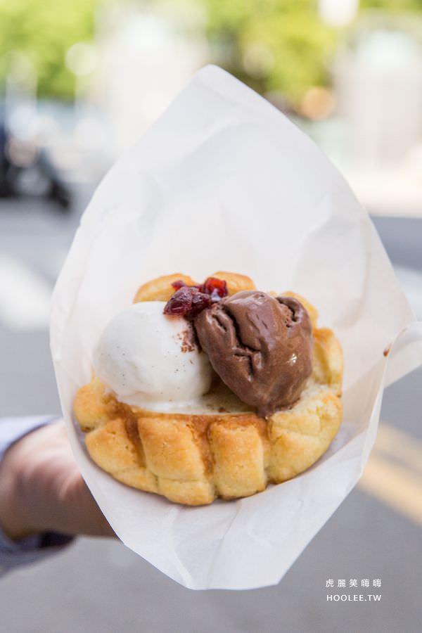 亞樂格 義式 冰淇淋菠蘿 NT$100
