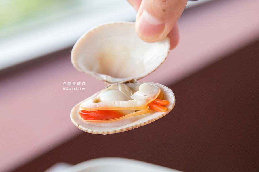 小紅食堂 海瓜子