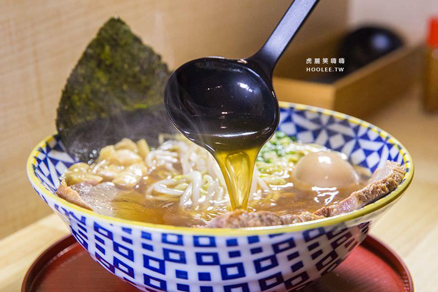 壹番堂拉麵 高雄 魚介醬油拉麵 NT$150