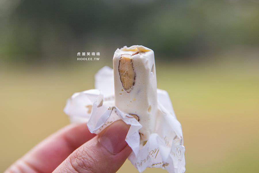 iCookie 愛曲奇系列鐵盒餅乾 愛曲奇禮盒 法式牛軋糖-原味杏仁