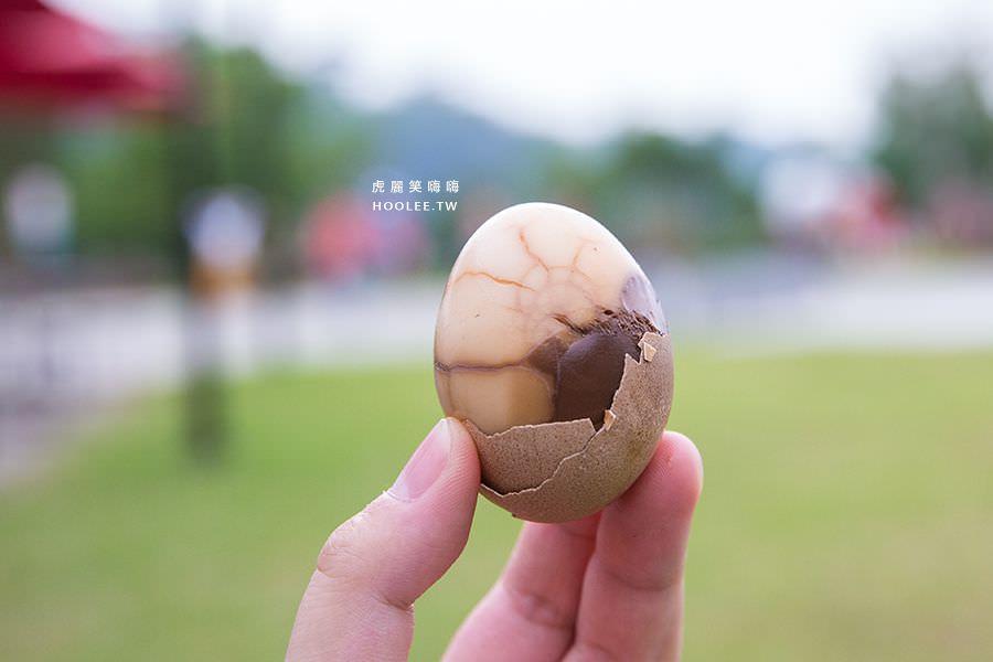旺萊山愛情大草原 嘉義景點 旺萊冰菓店 阿里山茶葉鳳梨蛋 NT$15