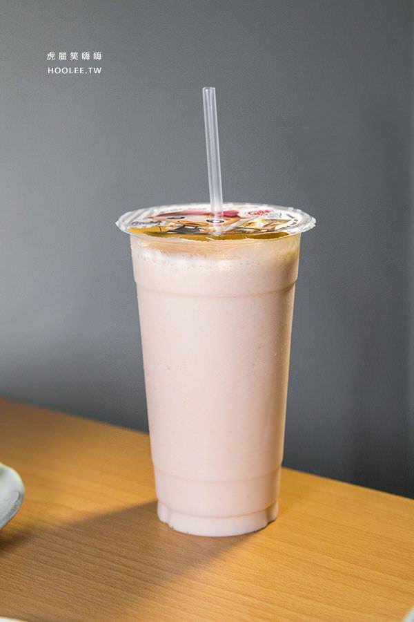 小芳廚房 高雄美術館 餐廳推薦 木瓜牛奶 NT$60