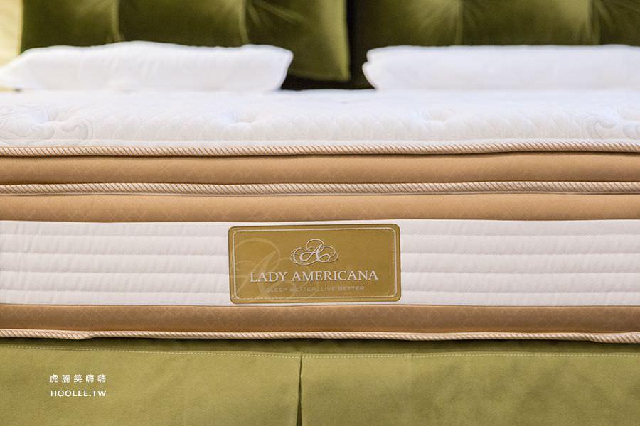 睡眠王國 高雄床墊 SleepCountry 美國萊儷絲名床 薇娜絲 ,特價19,999元 原價42,800元