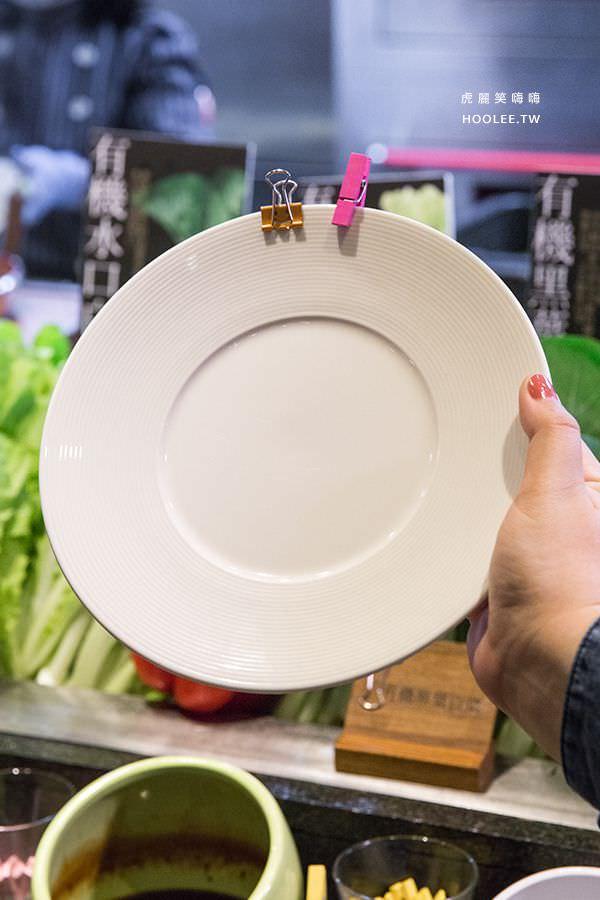捷絲旅 蔬食百匯 Double Veggie 高雄素食吃到飽 貢椒醬汁