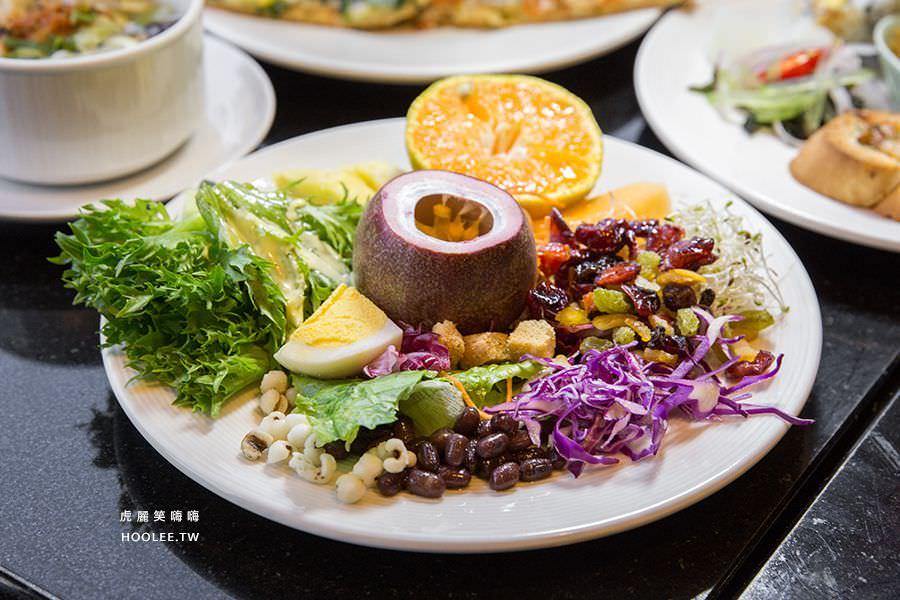 捷絲旅 蔬食百匯 Double Veggie 高雄素食吃到飽 沙拉