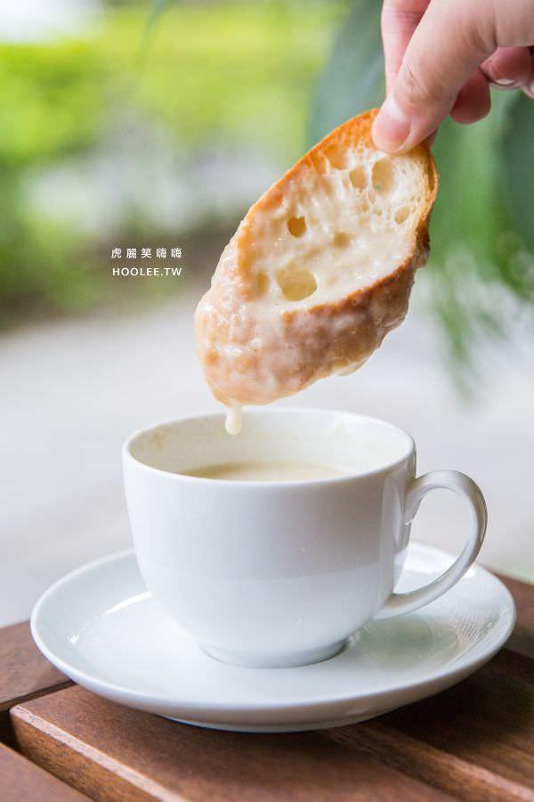 柒五參咖啡館 高雄早午餐 +B餐 NT$99 濃湯