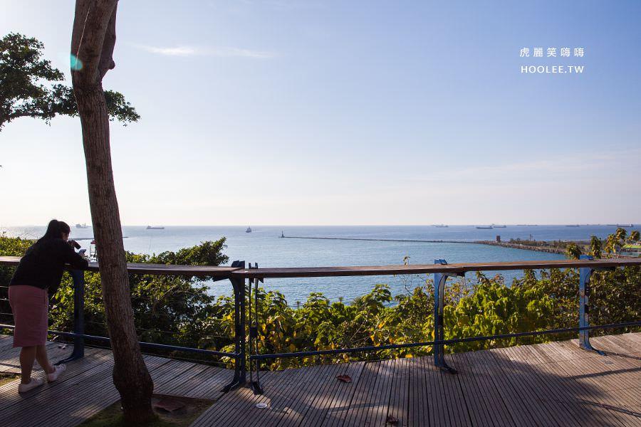 打狗英國領事館 文化園區 古典玫瑰園 高雄景點 西子灣景點