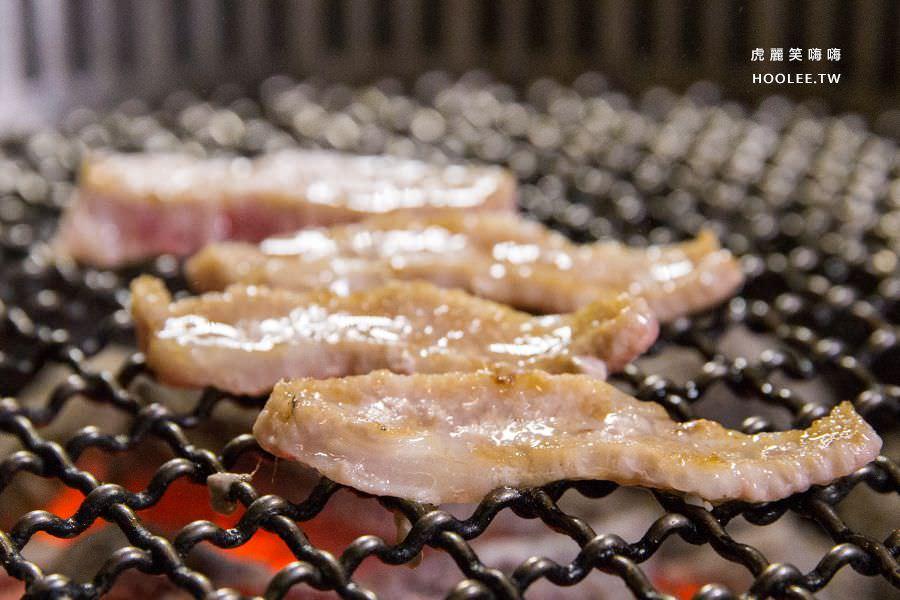 健康燒肉屋貴一郎 台南燒肉 A5識肉餐 特選肉品每兩位選一 西班牙伊比利豬松阪