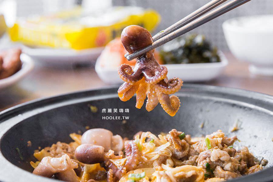劉震川日韓大食館 高雄 章魚干貝燒肉鍋(牛肉) NT$328