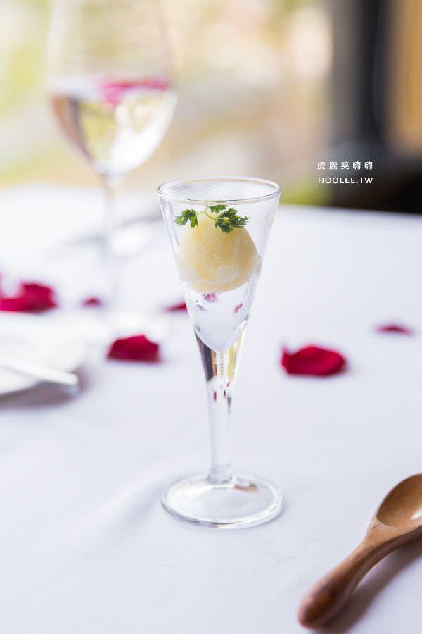 安多尼歐法式餐廳 高雄約會餐廳 雪霜
