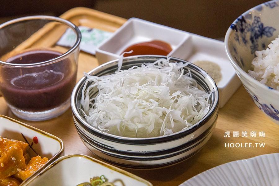 牛丁次郎坊 高雄燒肉推薦 高麗菜絲免費續加