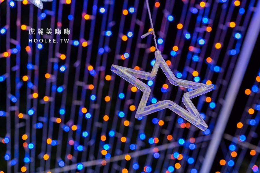 愛Sharing 2018 夢時代購物中心 高雄聖誕節景點 星光拱廊