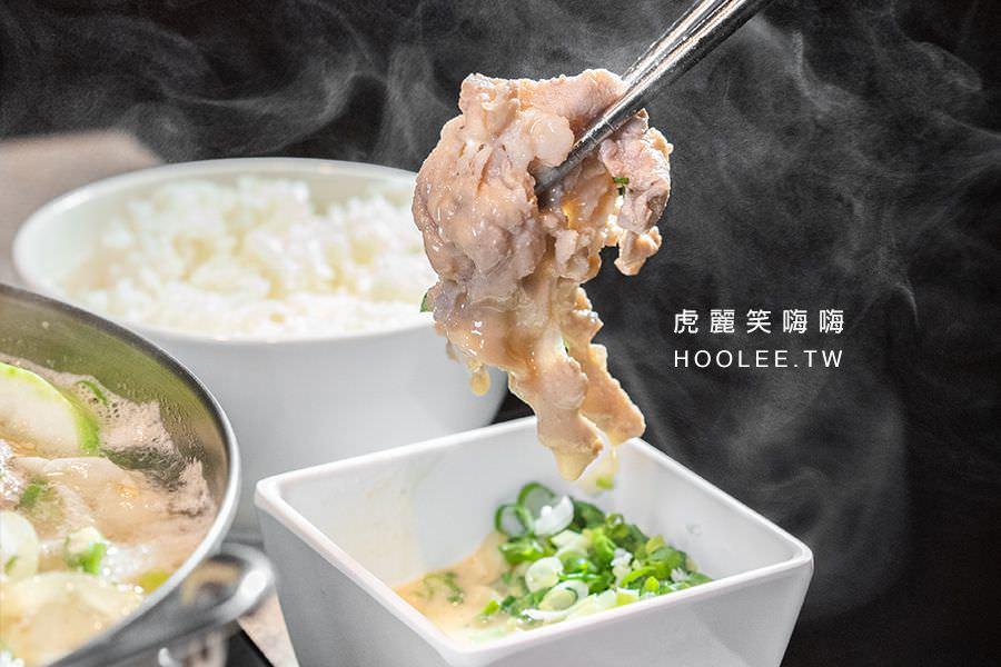 貳堂火鍋 高雄火鍋推薦 清香大骨鍋 爆炒台灣梅花豬 套餐299元