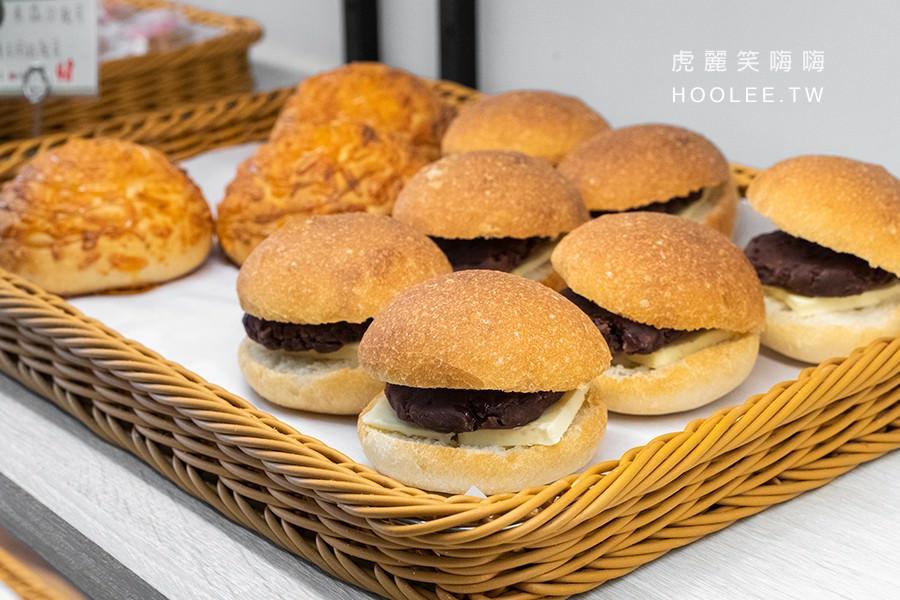 宥菓手作烘焙 屏東歐式麵包推薦 法國奶油球 38元