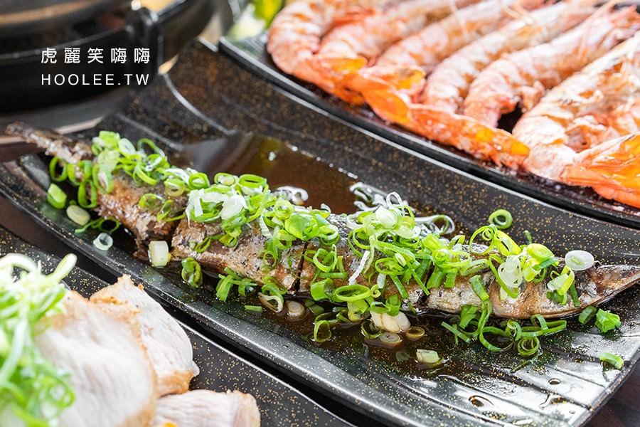 老廣大骨煲 高雄景觀餐廳 宵夜推薦 冰糖秋刀魚 130元/尾