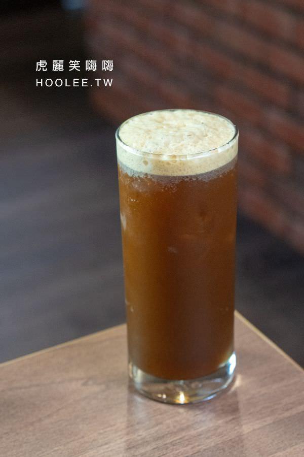 雙J咖啡簡餐 高雄咖啡廳推薦 美式咖啡 冰 55元