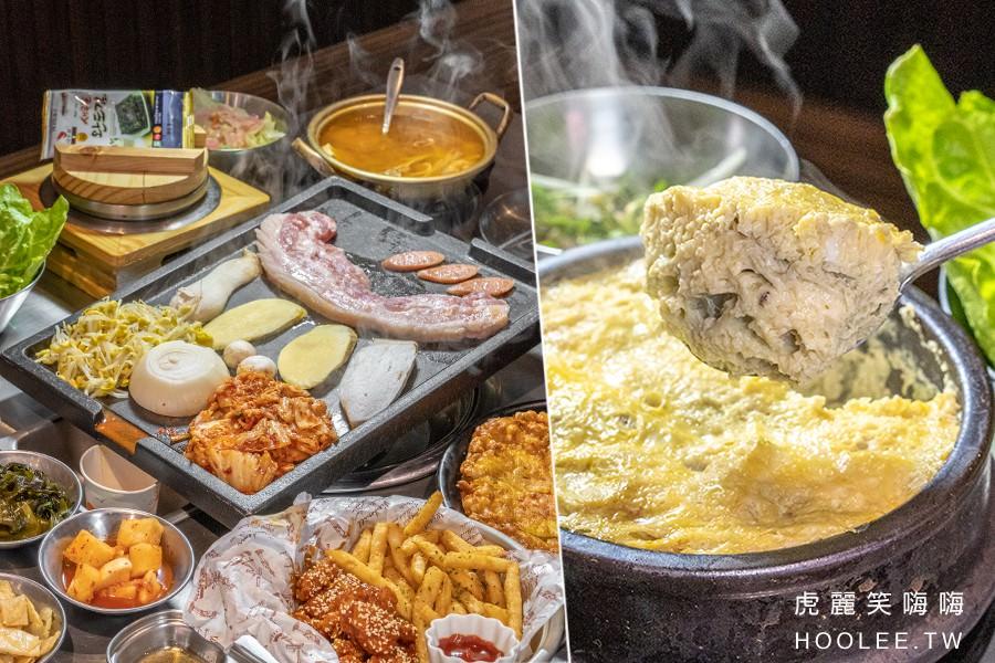 首爾豬 高雄韓式燒肉推薦