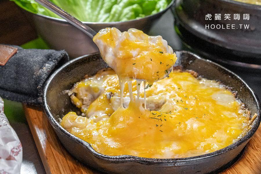 首爾豬 高雄韓式燒肉推薦 鐵板起司玉米 150元