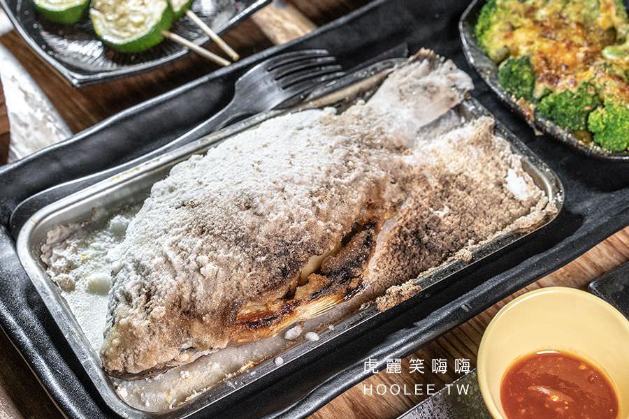 喝郎燒烤bar 高雄宵夜推薦 左營美食 木乃魚 280元