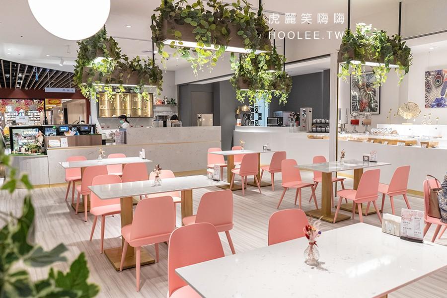 雲咖啡 Cloud Café 高雄甜點吃到飽 悅城廣場
