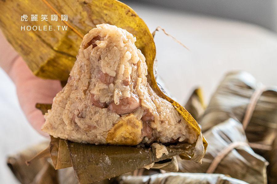 劉家肉粽 內惟市場 高雄肉粽推薦 肉粽 40元