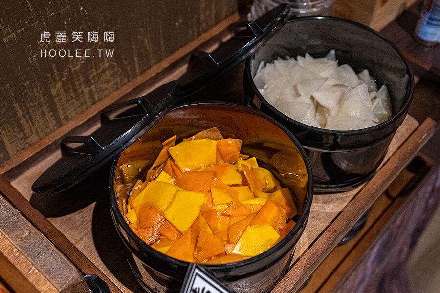 金福商店 丼飯咖哩 高雄咖哩推薦 前金區 小菜