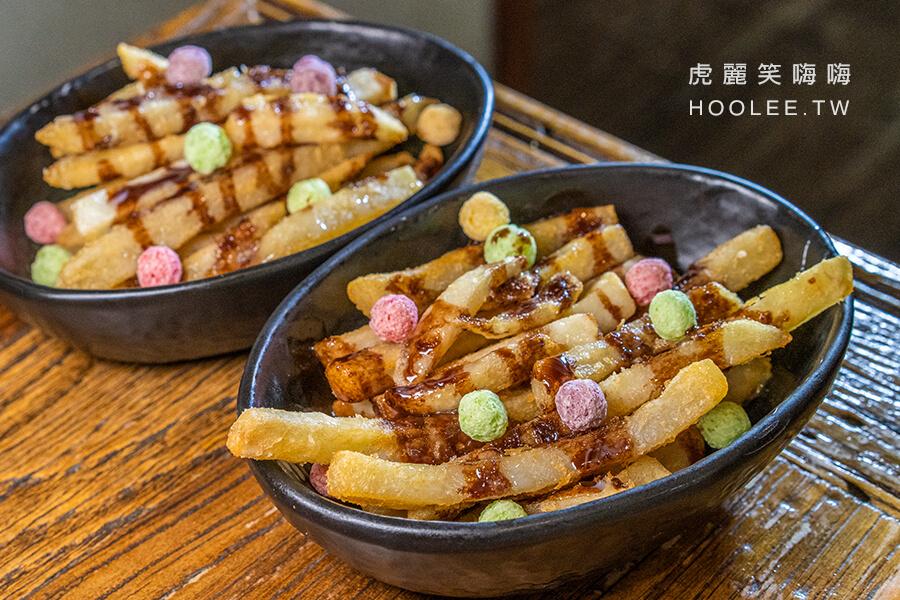 山禾堂拉麵 高雄美術館拉麵店 巧克力薯條