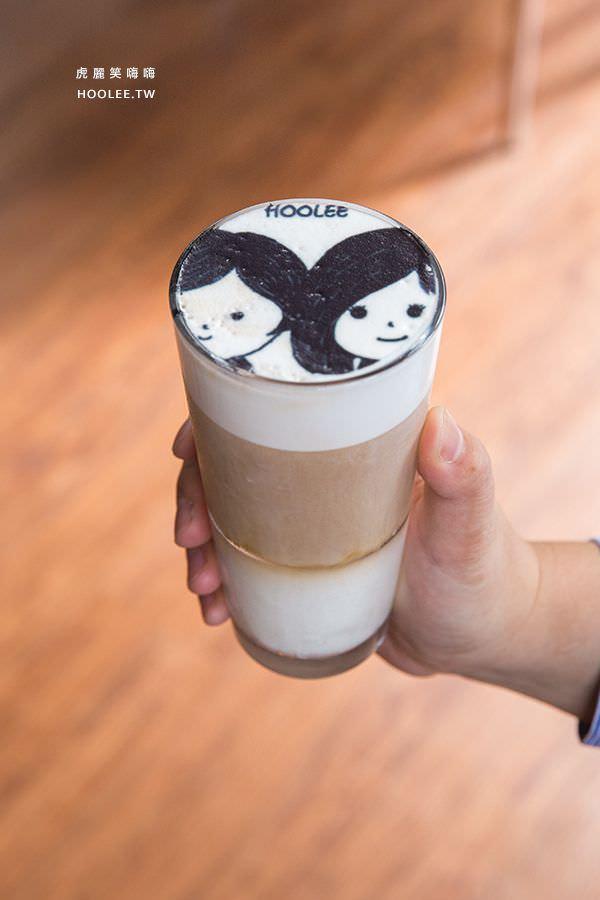 Good partner 鳳山 好夥伴咖啡 拿鐵咖啡NT$60+50