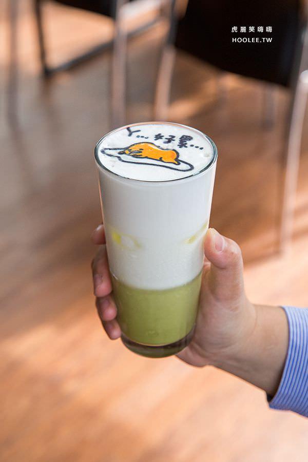 Good partner 鳳山 好夥伴咖啡 抹茶拿鐵 NT$60+50