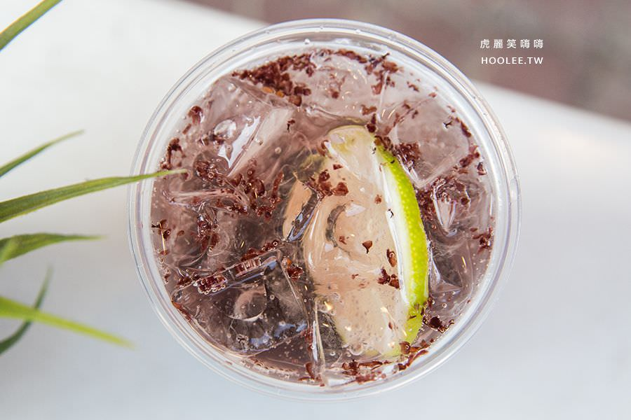 禾茶手作茶飲 建工店 桑椹氣泡飲 NT$40