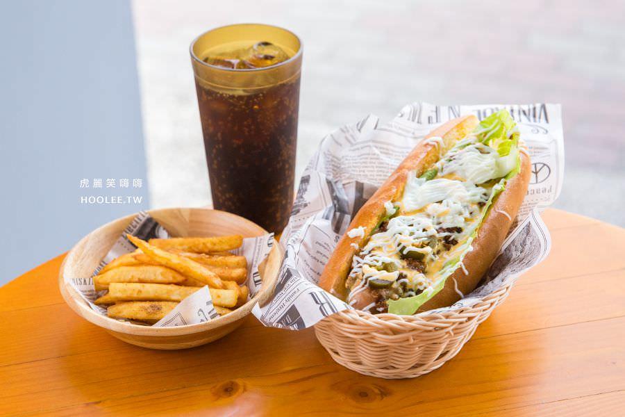 脆司肯美式炸雞 墨西哥辣醬熱狗堡 NT$99 附30元飲料+薯條