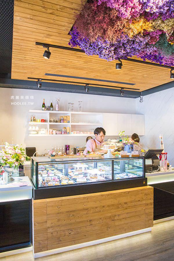CandyFloss Flower&Caf'e 棉花糖花藝 甜點 下午茶