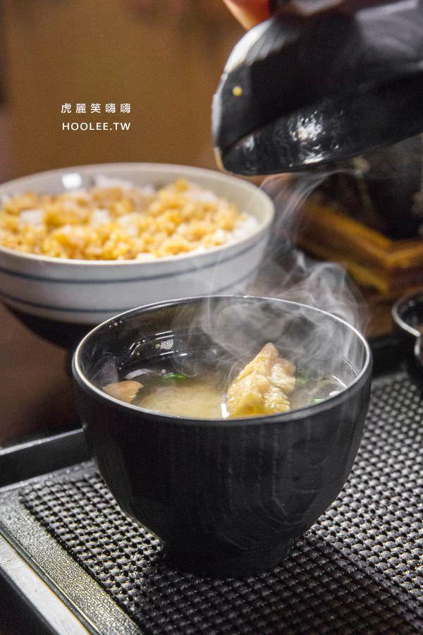 丼Fun台南 日本料理推薦 炸牛排/大 NT$390 附高麗菜和風沙拉、味噌湯、越光白米飯