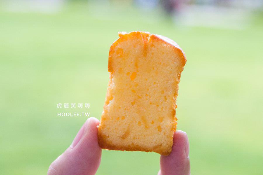 栗卡朵洋菓子工坊 高雄中秋月餅推薦 栗卡朵特選超值禮盒 NT$399 檸檬磅蛋糕