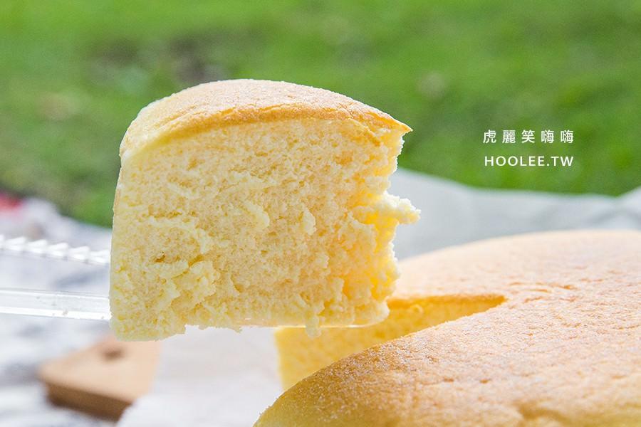 乳酪老鼠手作 高雄甜點推薦 乳酪蛋糕推薦 老爺爺的輕乳酪蛋糕 NT$350/6吋 不添加一滴水