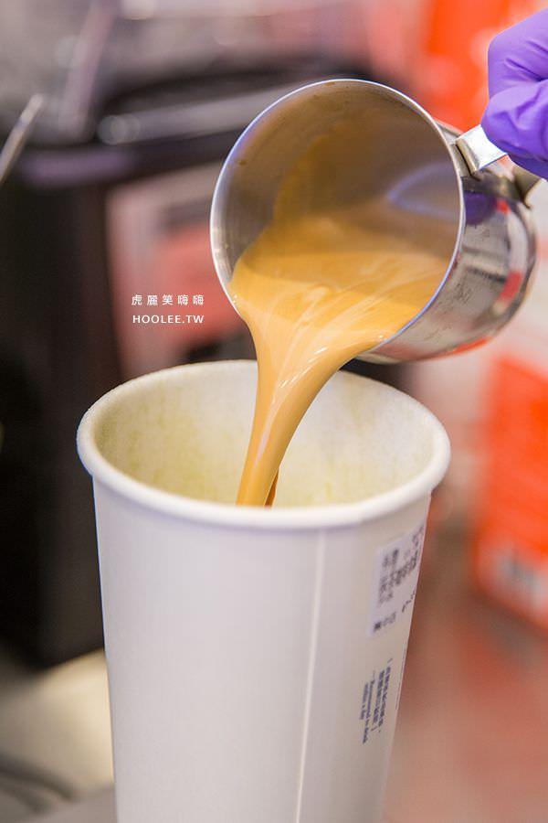 咖啡平方 興中店 抹茶歐蕾 NT$65